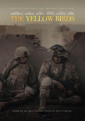 The Yellow Birds 2017 DVD R1 NTSC Sub