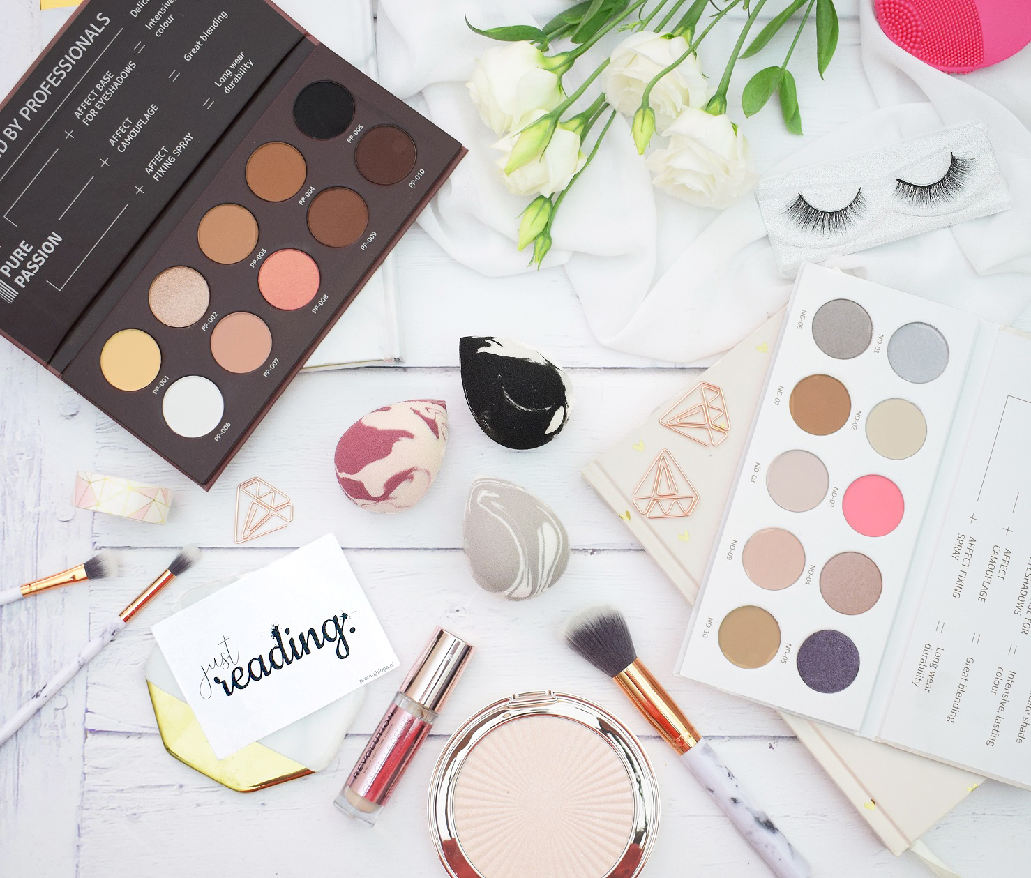 Marmurkowe Gabeczki Do Makijazu - Najlepsza Alternatywa Dla Beauty Blendera ?