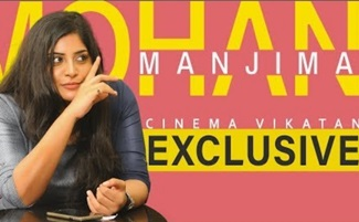 Thala, Thalapathy Fans Could Kill You ! After Watch This | Actress Manjima Mohan