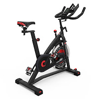 Schwinn IC3 Indoor Cycle Spin Bike, review features compared with Schwinn IC2. Spin bike with 40 lb flywheel & belt drive