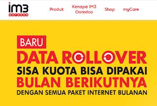 Cara Agar Paket Internet IM3 Ooredoo Kamu Tidak Hangus Dan Bisa Di Akumulasikan