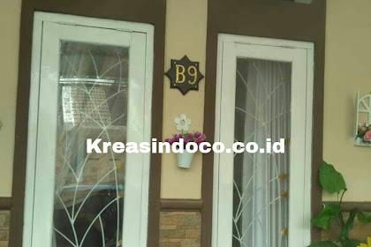 Pintu Kasa Nyamuk Besi Tempa Bojong Sari Depok