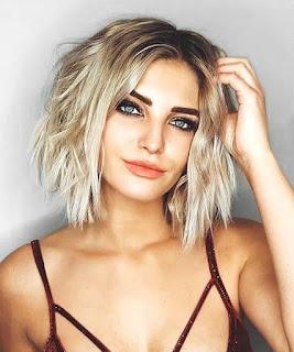 Short & Choppy Hair