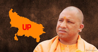 The Chief Minister of Uttar Pradesh, Yogi Adityanath