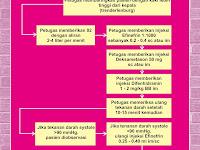 Desain Poster Penanganan Tindakan Syok Anafilaksis