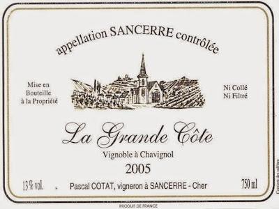 Image result for francois cotat la grande cote 2005