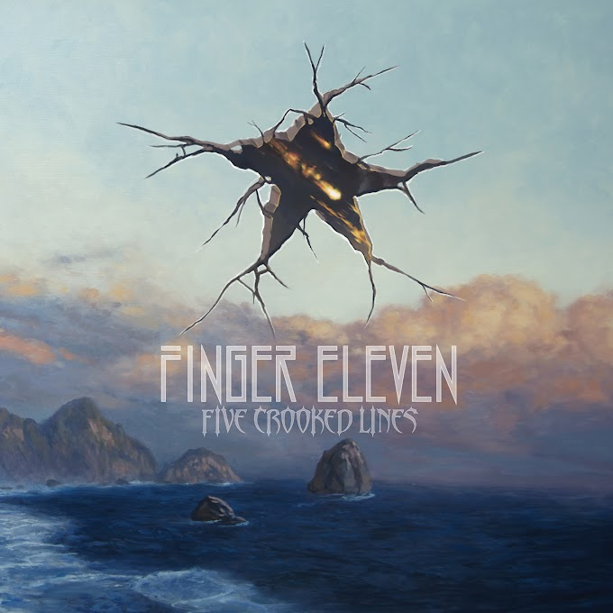 CD: Five Crooked Lines - Finger Eleven