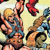 MASTERS OF THE UNIVERSE: Los comics de los juguetes de He-Man