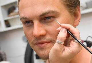 Escultura de Cera de Leonardo DiCaprio