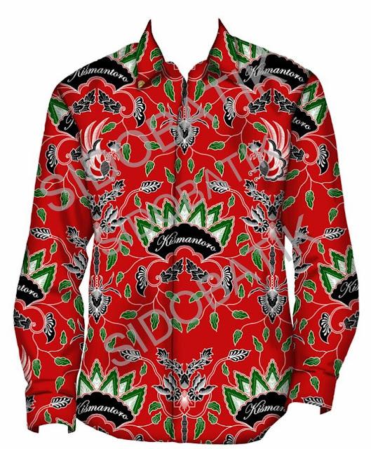 Proses Produksi 115 potong Motif Custom Batik Sidobatik Pabriknya Batik Handmade