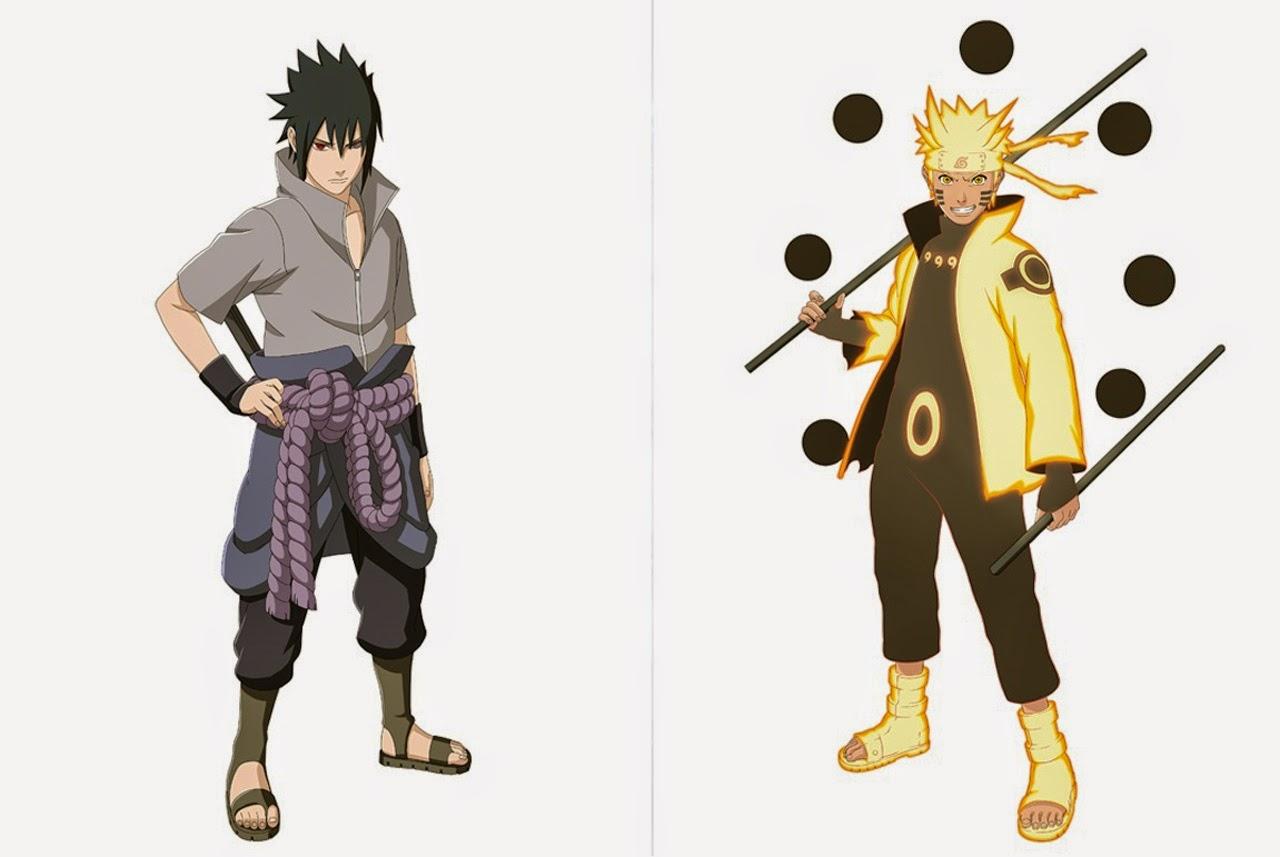 Naruto Modo Sabio De Los 6 Caminos Para Colorear: JUEGOS 3DX