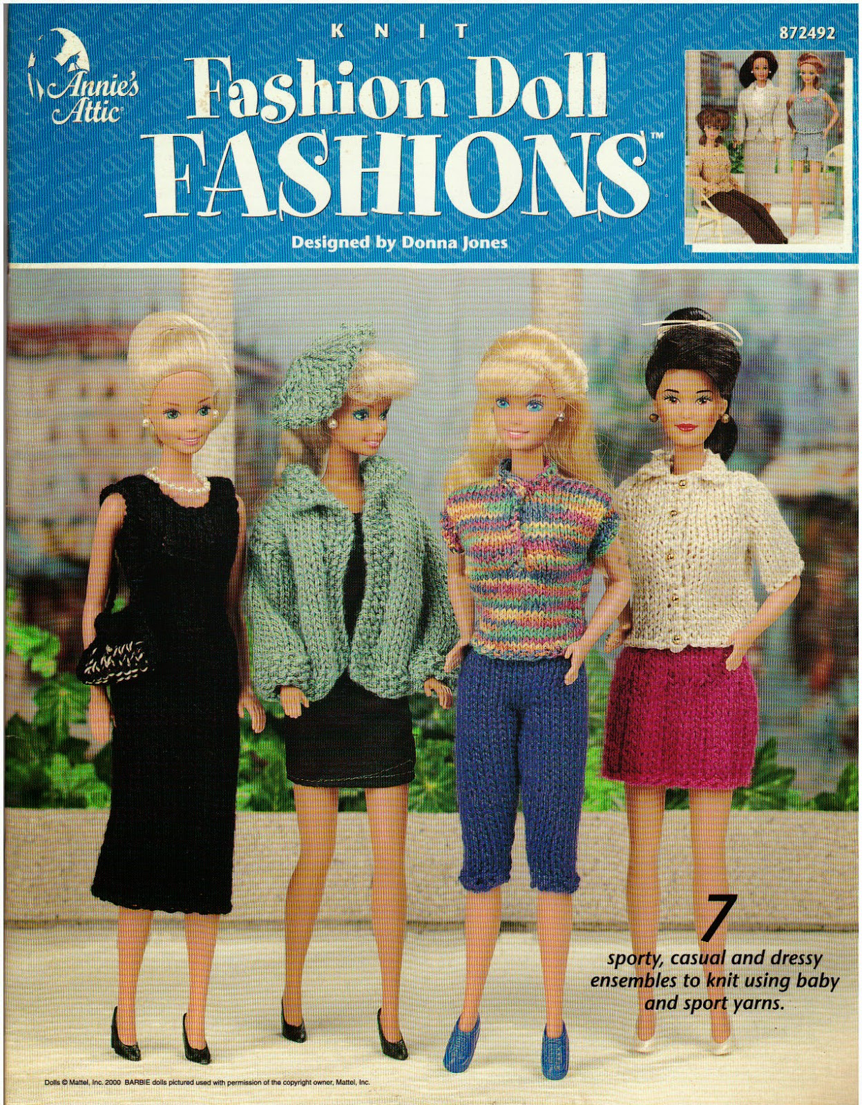 Dressing Our Dolls