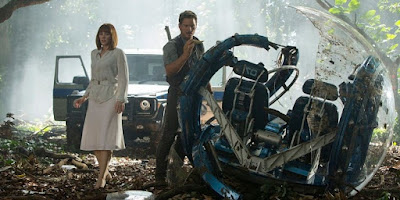 Review dan Sinopsis Jurassic World (2015)