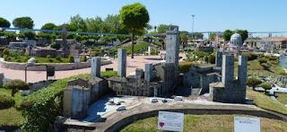 Italia en Miniatura, San Gimignano.