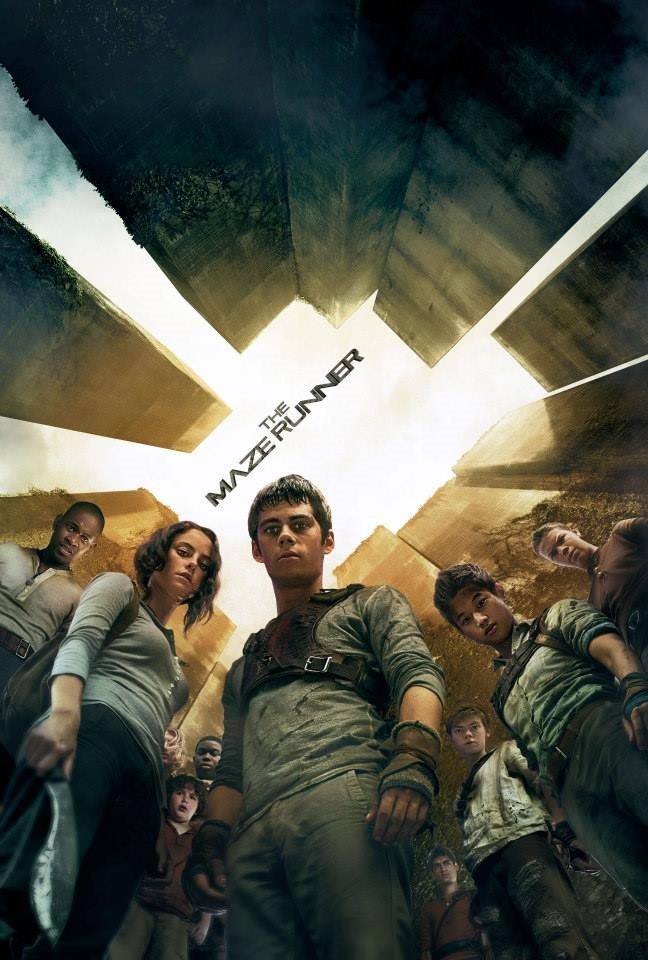 Poster 2: The Maze Runner