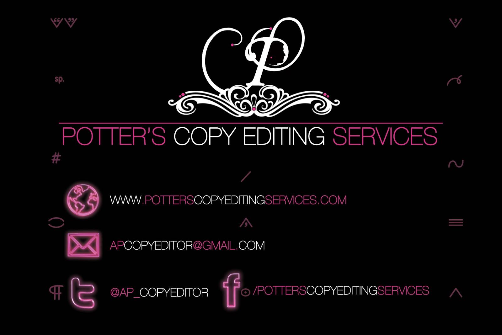 Book Editing, Proofreading, Formatting and Critique Services