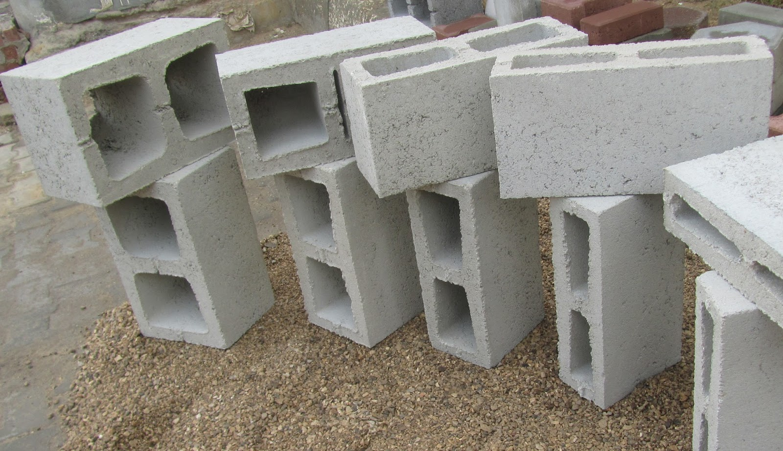 Construction company ghana 2016 for Cinder block house construction
