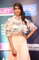 Actress Lakshmi Manchu Pos in Stylish Dress at SIIMA Short Film Awards 2017 .COM 0030.JPG