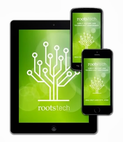 RootsTech Home Page