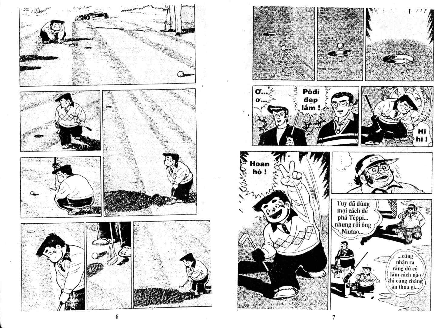 Ashita Tenki ni Naare chapter 14 trang 2