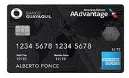 banco guayaquil american express advantage