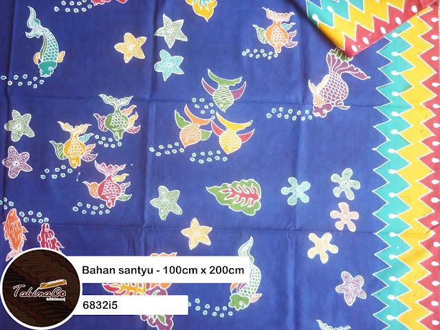 Harga Kain Batik Tulis Madura murah