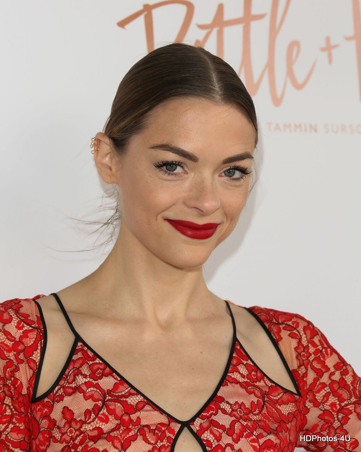 The Ever After actress HD Photos of Jaime King At Bottle And Heels Charity Event In Los Angeles