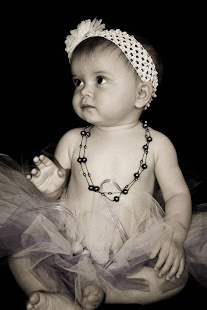 Miss Layla in Pearls!