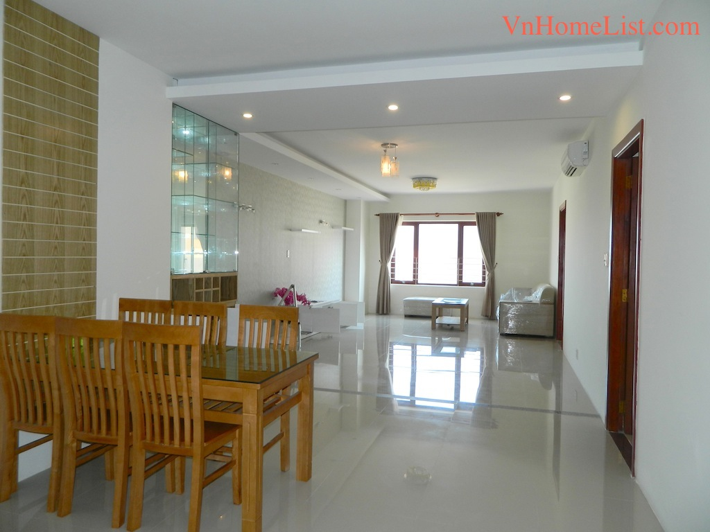 Apartment for Rent Vung Tau TWO BEDROOMS New Furnished