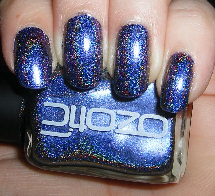 xoxoJen's swatch of Ozotic 534