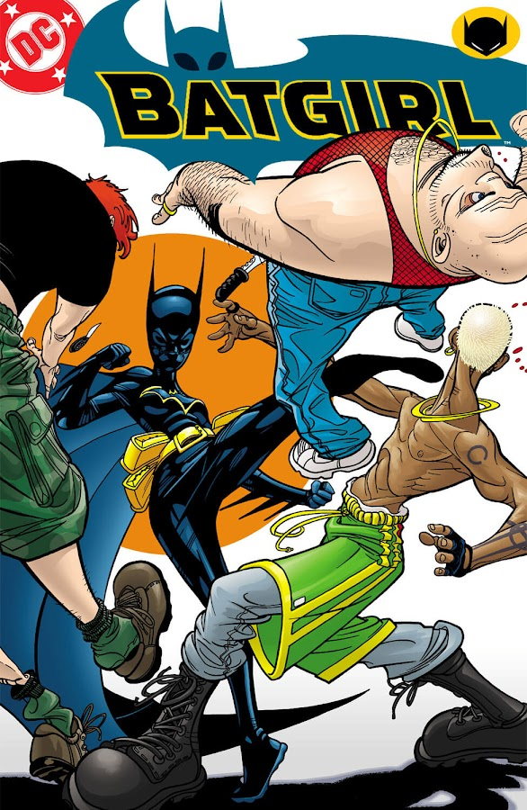 batgirl dc comics cassandra cain