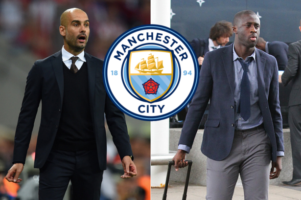 Pep Guardiola speaks on signing new attacker, Yaya Toure's replacement