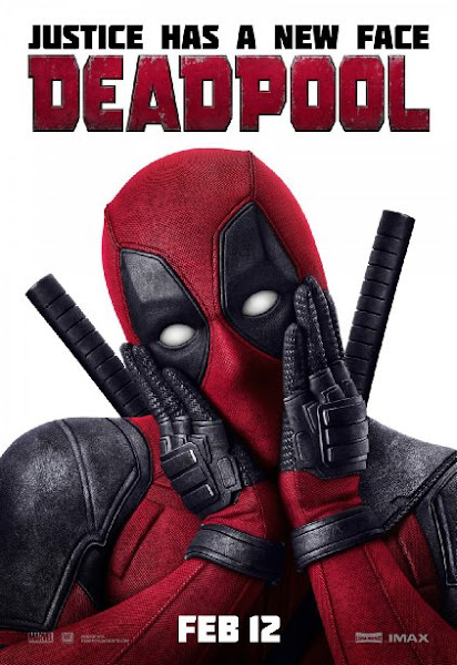 Poster of Deadpool 2016 720p English BRRip Full Movie Download