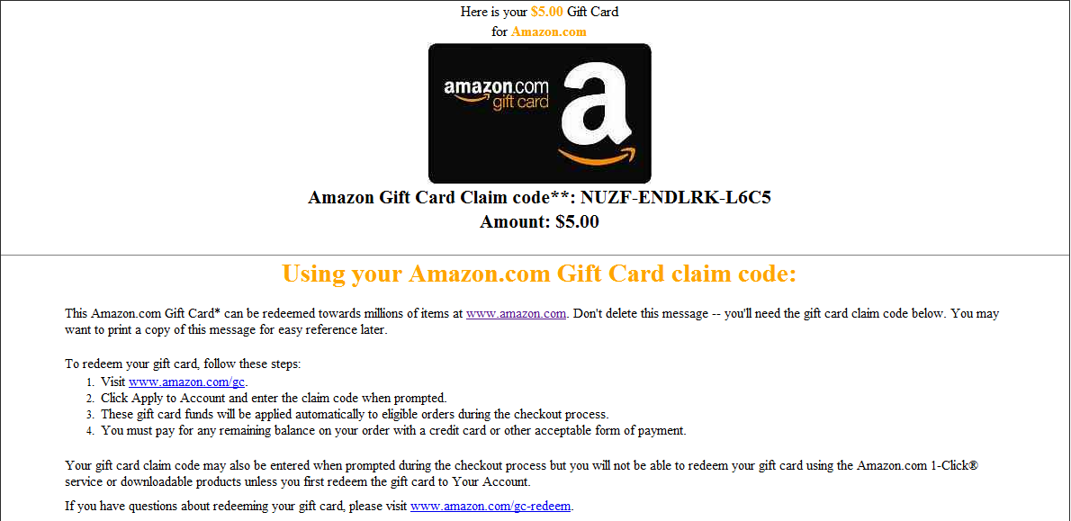 HOW TO REDEEM AMAZON GIFT CARD FOR CASH