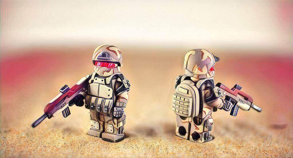 вояки