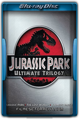 Trilogia Jurassic Park Torrent 1993 1997 2001 1080p BluRay Dual Áudio