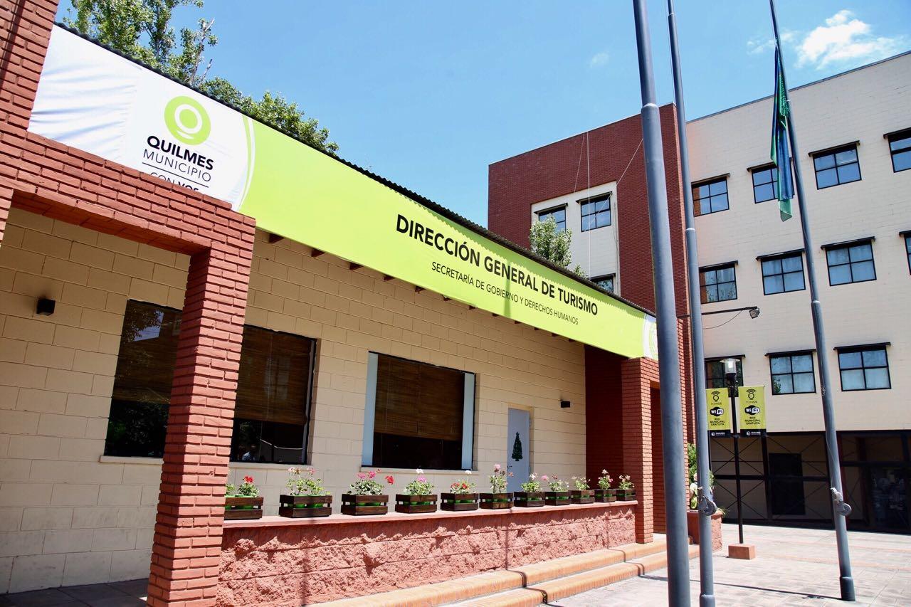 La direcci n general de turismo del municipio de quilmes for Direccion de la oficina