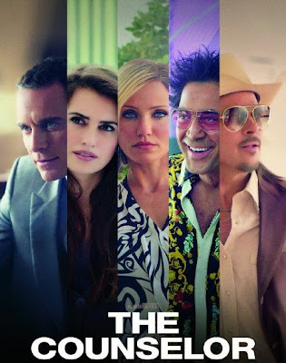 Poster Of Hollywood Film The Counselor (2013) In 300MB Compressed Size PC Movie Free Download At worldfree4u.com