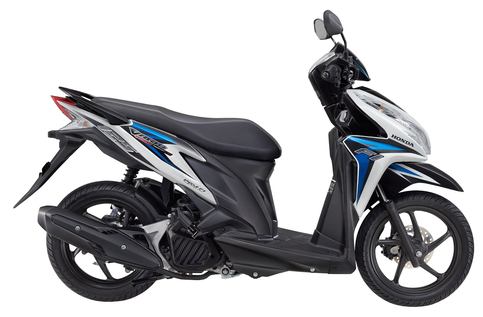 Yamaha Motor Corporation Honda Vario Now With Fuel