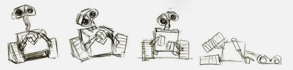 Today\'s Inspiration- Wall-E Concept Art - Sunshine Guerrilla