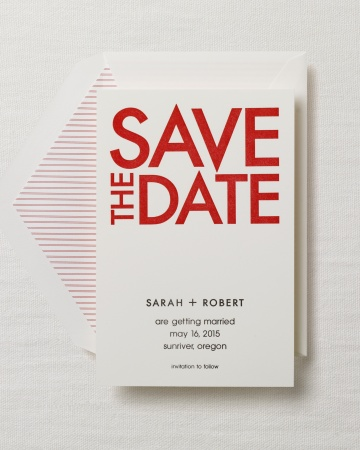 modern save the date cards anna hall