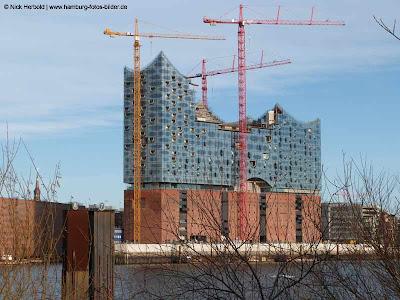 Elbphilharmonie Hamburg Januar 2012