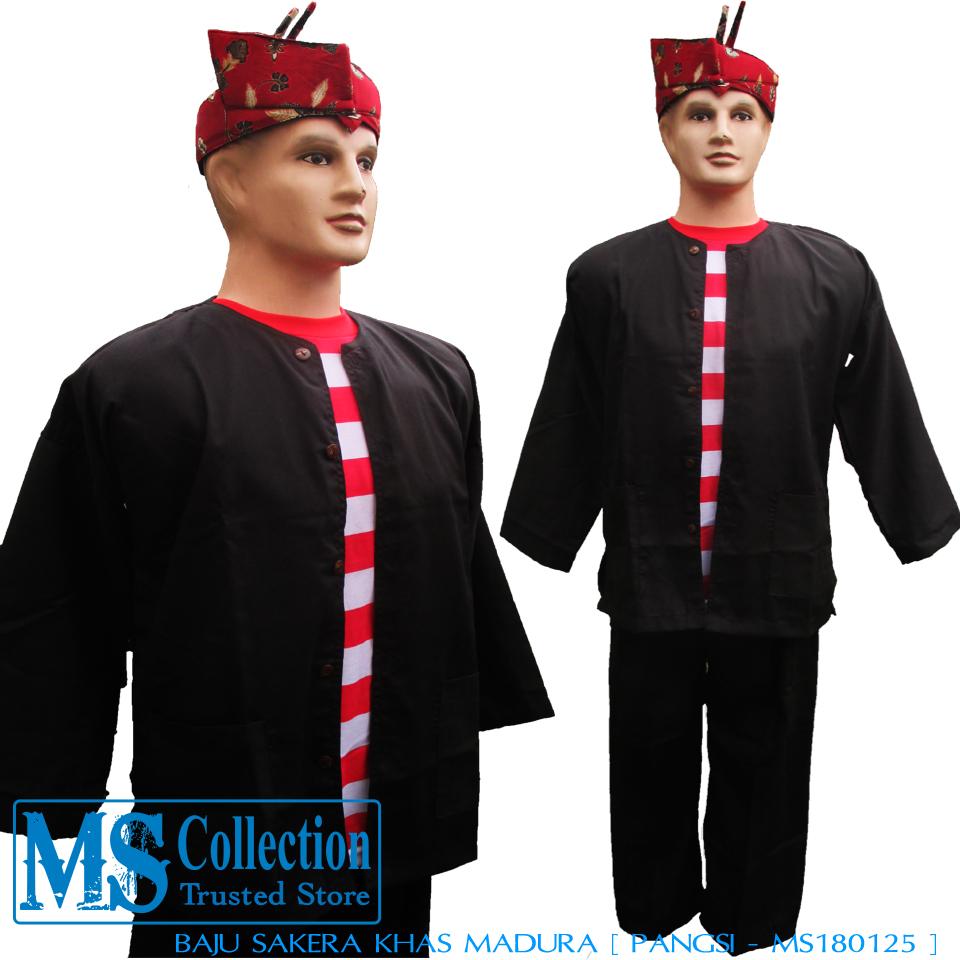 Baju Sakera Madura Pangsi Ms180125