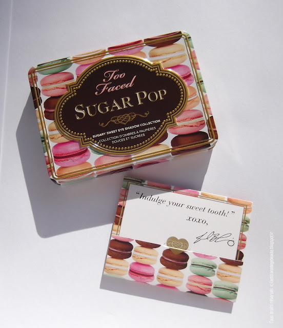 TOO FACED - Sugar Pop Eyeshadows Palette