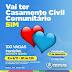 Prefeitura de Petrolina abre inscrições para Casamento Comunitário nesta quarta-feira (8)