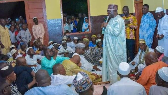 Bawumia Commences 2019 Ramadan Tour