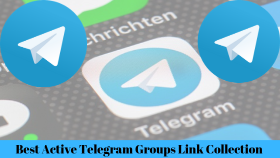 Best Active Telegram Group's Links Collection [Only Groups no Channels]