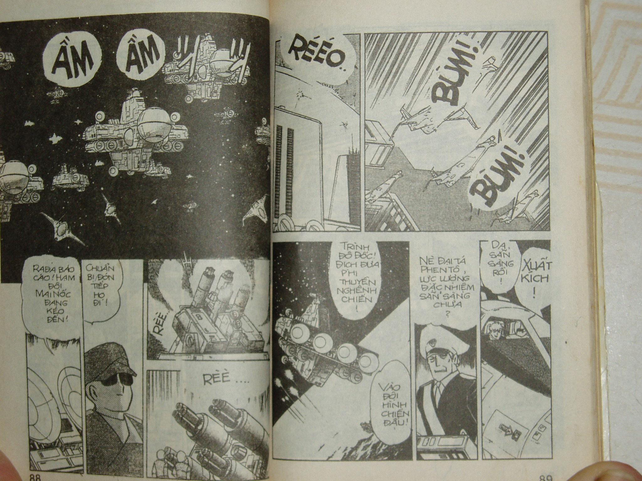 Siêu nhân Locke vol 13 trang 42