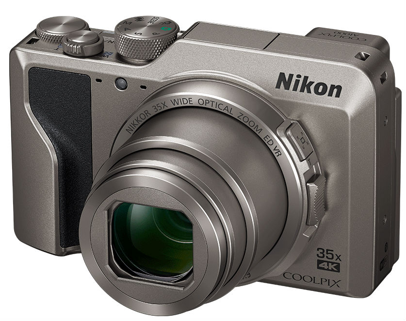 Nikon Coolpix A1000, вид спереди