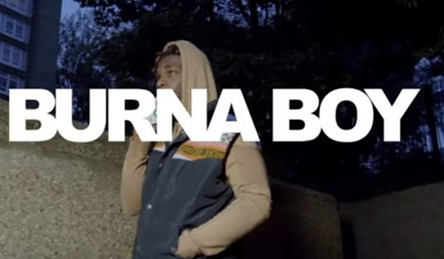 Video: Burna Boy – Hallelujah